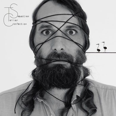 Sebastien Tellier CONFECTION Vinyl Record