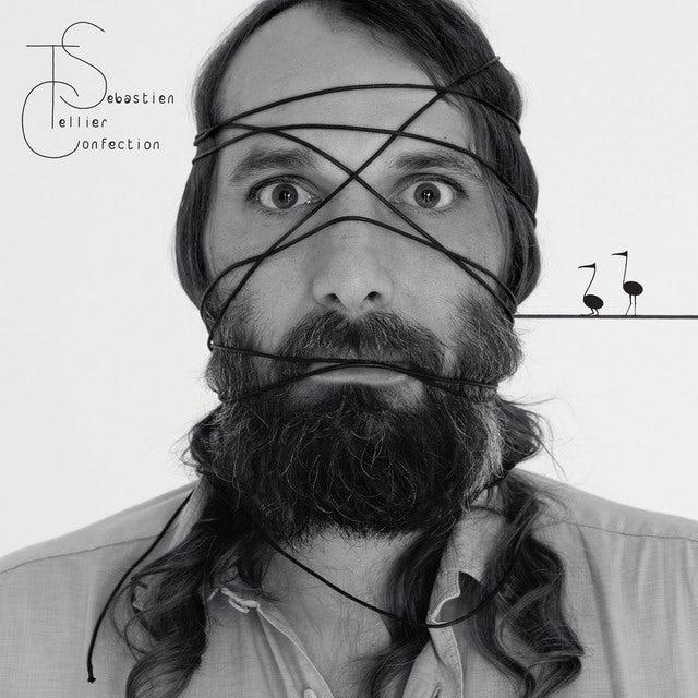 Sebastien Tellier CONFECTION Vinyl Record