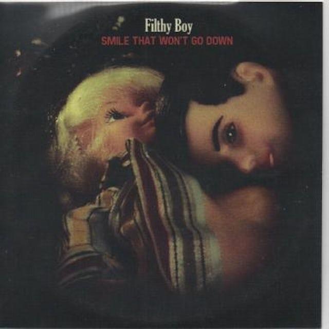 Filthy Boy SMILE THAT WON'T GO DOWN Vinyl Record