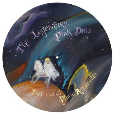The Legendary Pink Dots CURSE OF MARIE ANTOINETTE (Vinyl)
