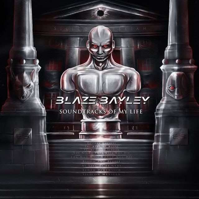 Blaze Bayley SOUNDTRACKS OF MY LIFE CD