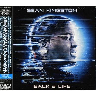 Sean Kingston BACK 2 LIFE CD