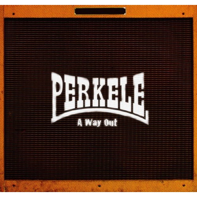 Perkele WAY OUT Vinyl Record