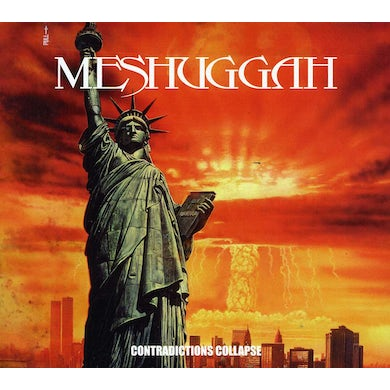 MESHUGGAH CONTRADICTIONS COLLAPSE CD