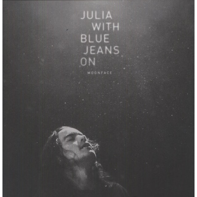 Moonface JULIA WITH BLUE JEANS ON Vinyl Record