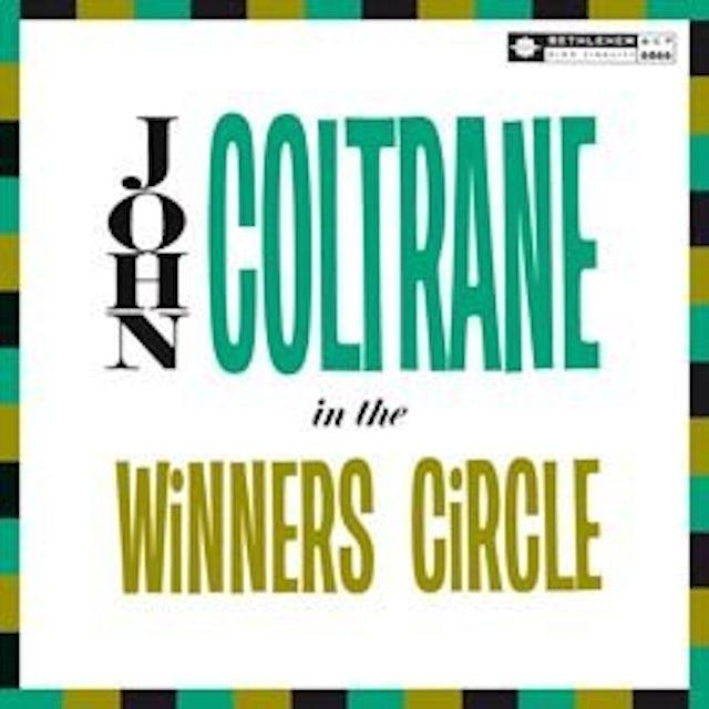 John Coltrane IN THE WINNERS Vinyl Record