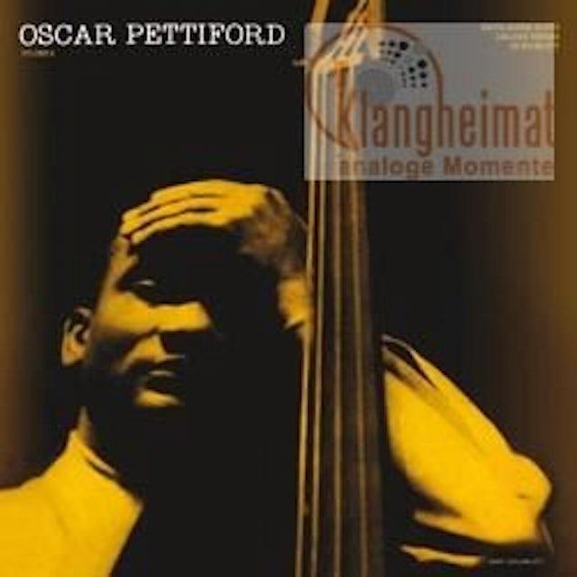 Oscar Pettiford 2 Vinyl Record