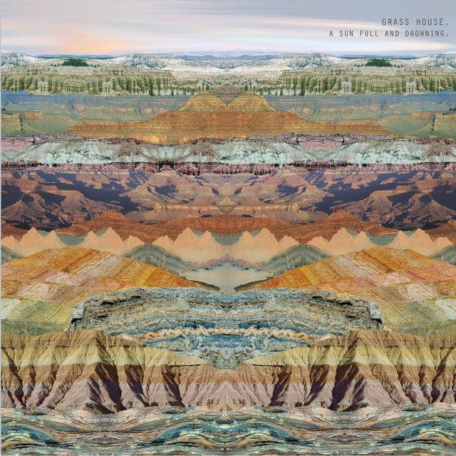 Grass House SUN FULL & DROWNING Vinyl Record