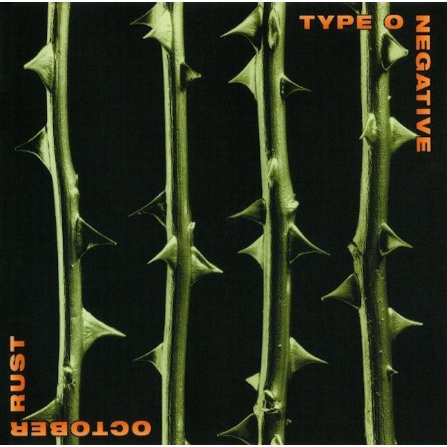 Type O Negative OCTOBER RUST Vinyl Record - 180 Gram Pressing