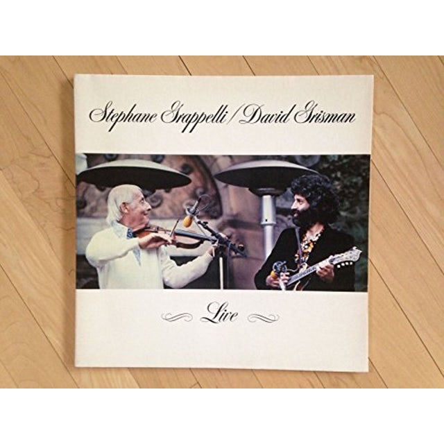 Stephane Grappelli / David Grisman