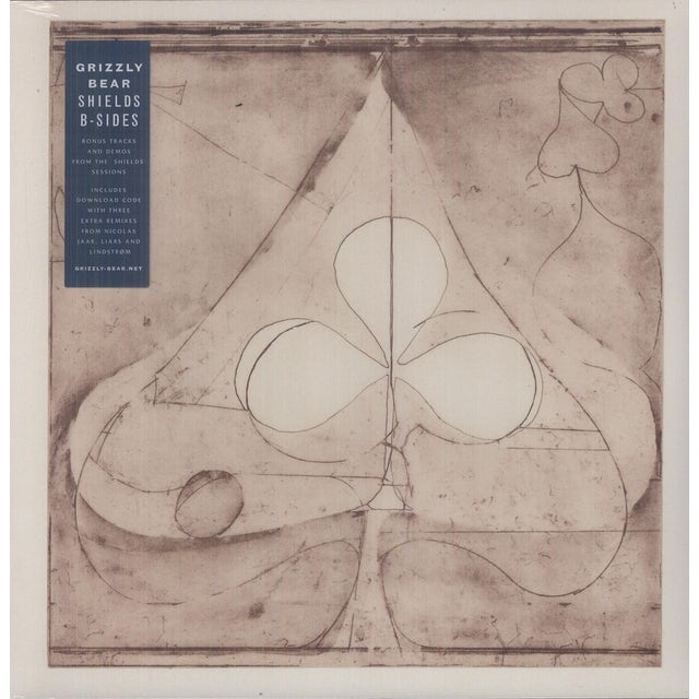 Grizzly Bear SHIELDS: ADDITIONS Vinyl Record