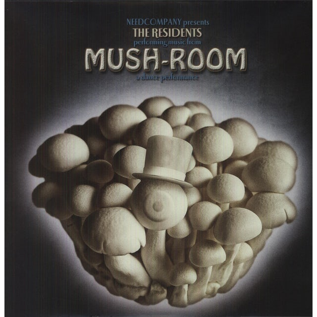 Residents MUSH-ROOM Vinyl Record