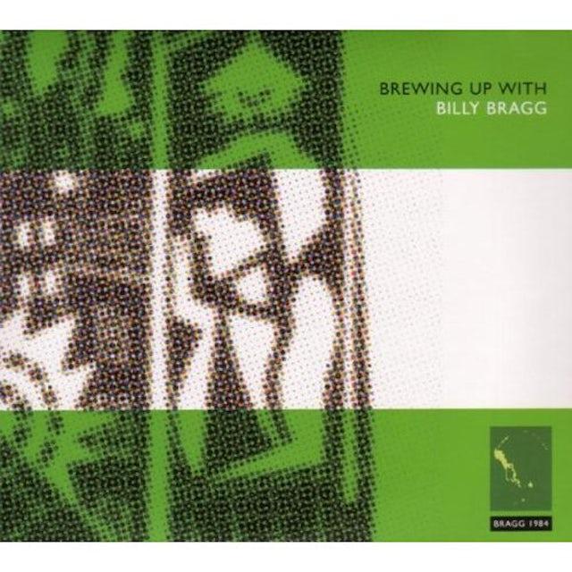 Billy Bragg BREWING UP CD