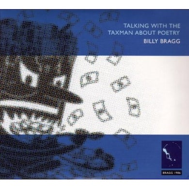 Billy Bragg TALKING WITH THE TAXMAN ABOUT POETRY CD