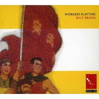 Billy Bragg WORKERS PLAYTIME CD