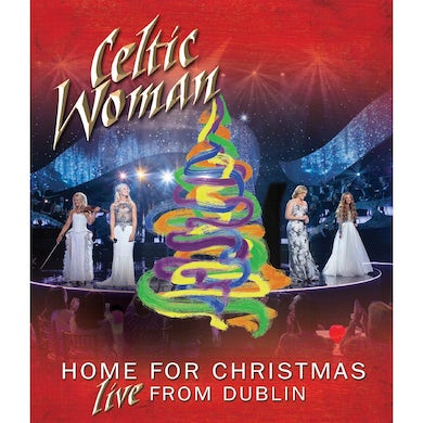 Celtic Woman HOME FOR CHRISTMAS: LIVE FROM DUBLIN DVD