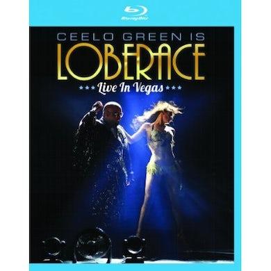 CeeLo Green  LOBERACE LIVE IN VEGAS Blu-ray