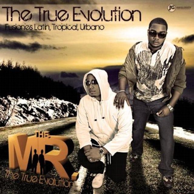 Mr TRUE EVOLUTION CD