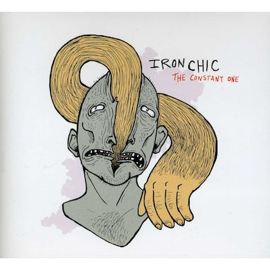 Iron Chic CONSTANT ONE CD