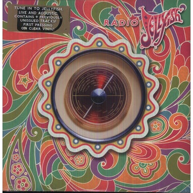 RADIO JELLYFISH Vinyl Record