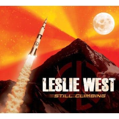 Leslie West STILL CLIMBING Vinyl Record