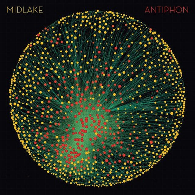 Midlake ANTIPHON Vinyl Record