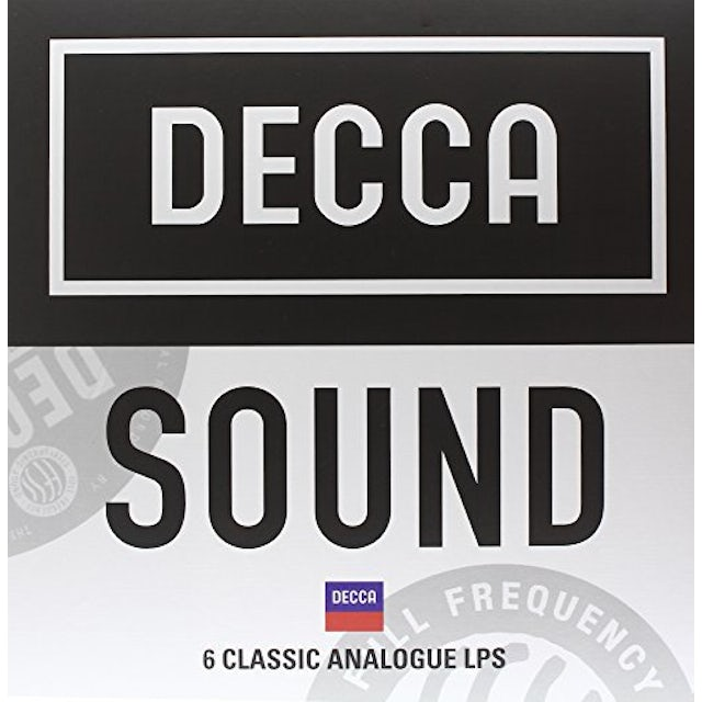 Decca Sound: The Analogue Years / Various Vinyl Record