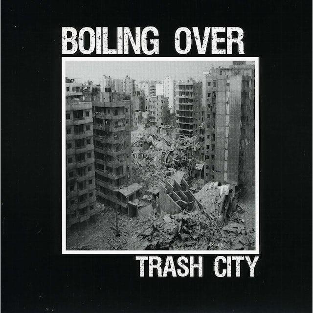 Boiling Over TRASH CITY Vinyl Record
