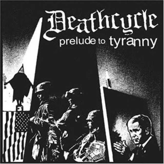 Deathcycle PRELUDE TO TYRANNY Vinyl Record