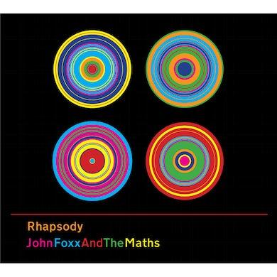 John Foxx & The Maths RHAPSODY CD