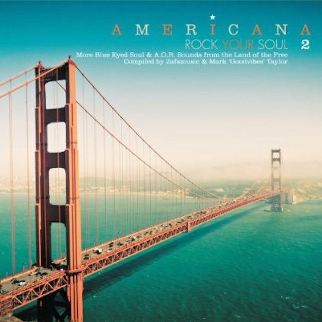 Americana 2: Rock Your Soul / Various CD