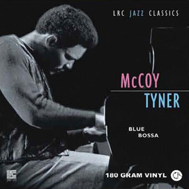 Tyner Mccoy BLUE BOSSA Vinyl Record