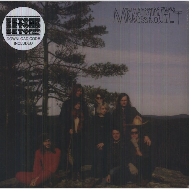 Quilt / Mmoss NEW HAMPSHIRE FREAKS Vinyl Record - 10 Inch Single
