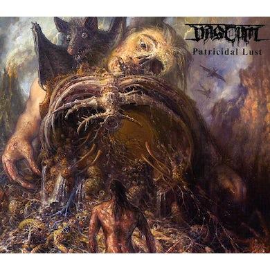 Vastum PATRICIDAL LUST CD