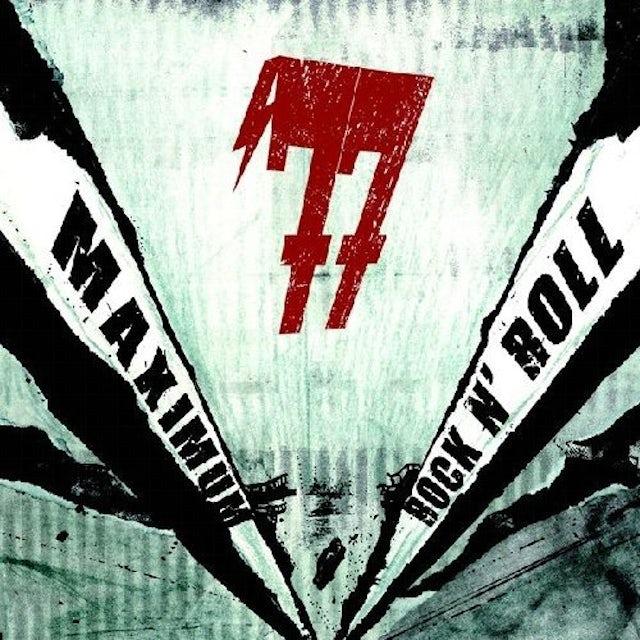 77 MAXIMUM ROCK N ROLL CD
