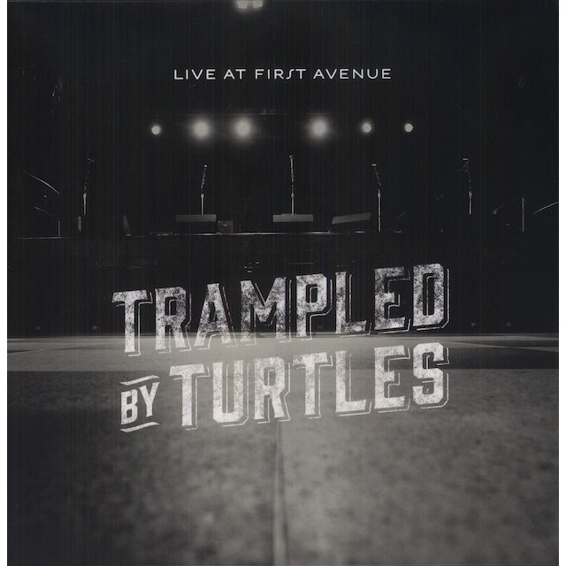 Trampled By Turtles LIVE AT FIRST AVENUE Vinyl Record
