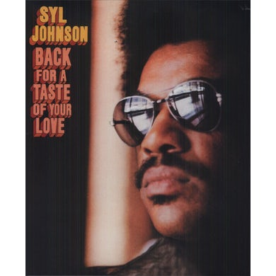 BACK FOR A TASTE OF YOUR LOVE Vinyl Record
