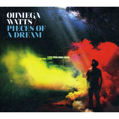 Ohmega Watts PIECES OF A DREAM CD
