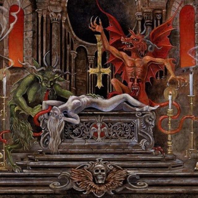 Profanatica THY KINGDOM CUM CD