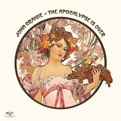 John Craigie APOCALYPSE IS OVER CD