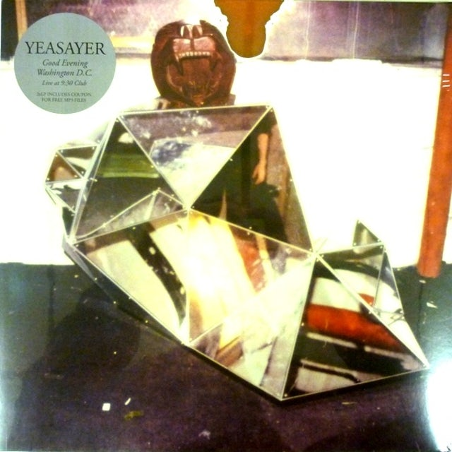Yeasayer LIVE AT 9:30 CLUB Vinyl Record
