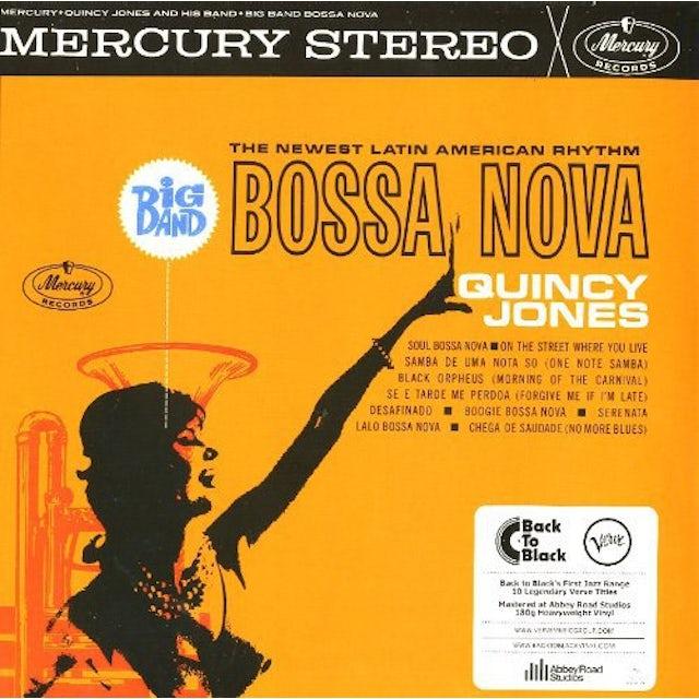 Quincy Jones BIG BAND BOSSA NOVA (Vinyl)
