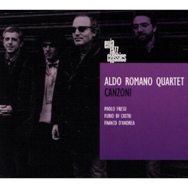 Aldo Romano CANZONI CD