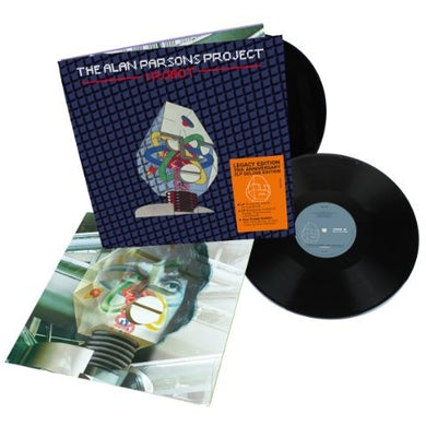 Alan Parsons I ROBOT: LEGACY EDITION Vinyl Record