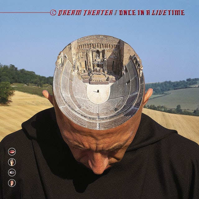 Dream Theater ONCE IN A LIVETIME Vinyl Record