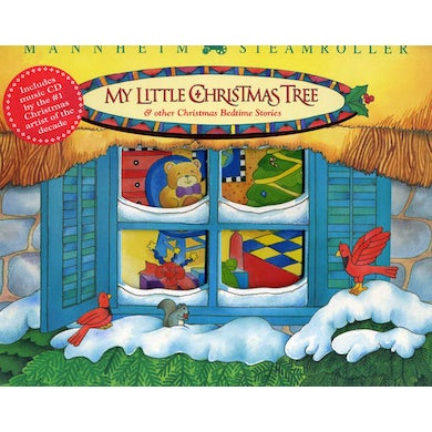 Mannheim Steamroller MY LITTLE CHRISTMAS TREE CD