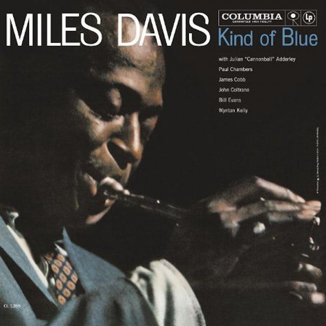 Miles Davis KIND OF BLUE (MONO VINYL) Vinyl Record