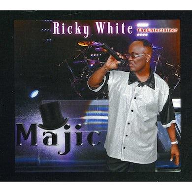 Ricky White MAJIC CD