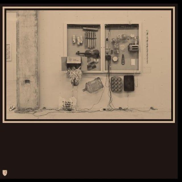 David Van Tieghem x Ten FITS & STARTS Vinyl Record