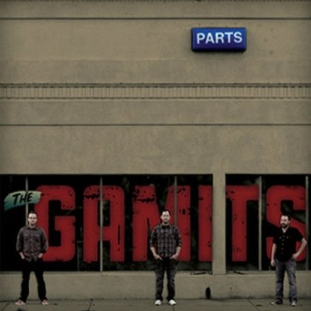 Gamits PARTS CD